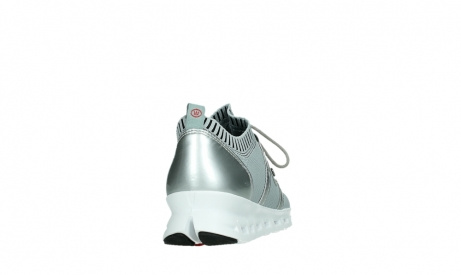wolky chaussures a lacets 02052 tera 90201 cuir gris argente_20