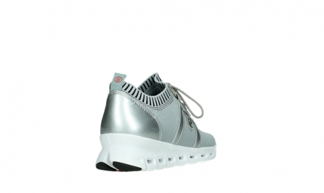 wolky chaussures a lacets 02052 tera 90201 cuir gris argente_21