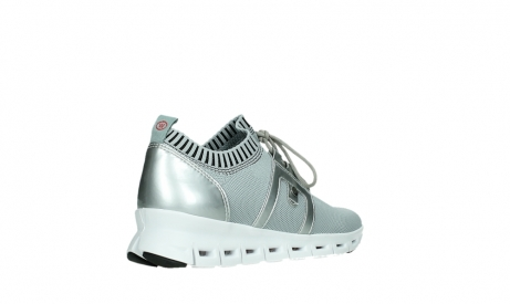 wolky chaussures a lacets 02052 tera 90201 cuir gris argente_22