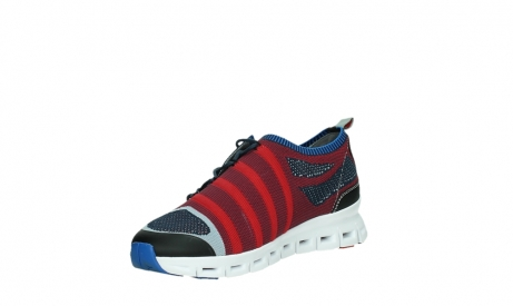 wolky chaussures a lacets 02054 nero 90580 rouge bleu_10