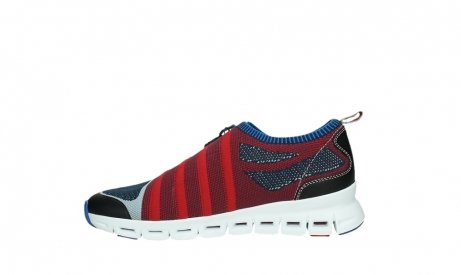 wolky chaussures a lacets 02054 nero 90580 rouge bleu_13