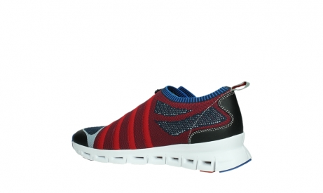 wolky chaussures a lacets 02054 nero 90580 rouge bleu_15