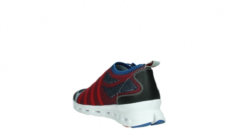 wolky chaussures a lacets 02054 nero 90580 rouge bleu_17