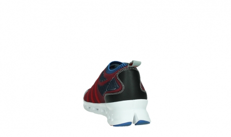 wolky chaussures a lacets 02054 nero 90580 rouge bleu_18
