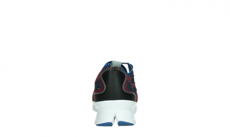 wolky chaussures a lacets 02054 nero 90580 rouge bleu_19