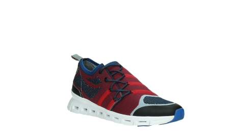 wolky chaussures a lacets 02054 nero 90580 rouge bleu_4