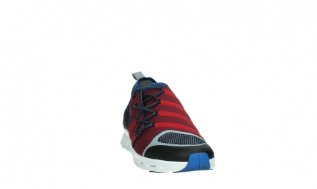 wolky chaussures a lacets 02054 nero 90580 rouge bleu_6