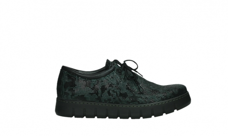 wolky chaussures a lacets 02325 vic 47715 daim vert_1