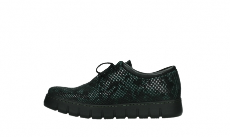 wolky chaussures a lacets 02325 vic 47715 daim vert_13