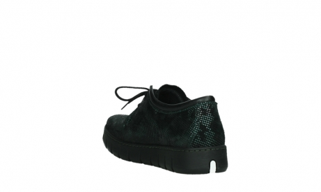 wolky chaussures a lacets 02325 vic 47715 daim vert_17