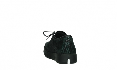 wolky chaussures a lacets 02325 vic 47715 daim vert_18