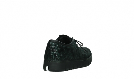 wolky chaussures a lacets 02325 vic 47715 daim vert_21