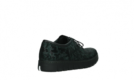 wolky chaussures a lacets 02325 vic 47715 daim vert_22