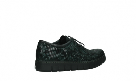 wolky chaussures a lacets 02325 vic 47715 daim vert_23