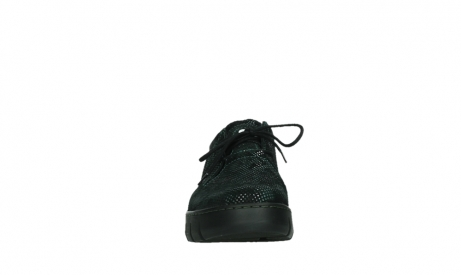 wolky chaussures a lacets 02325 vic 47715 daim vert_7