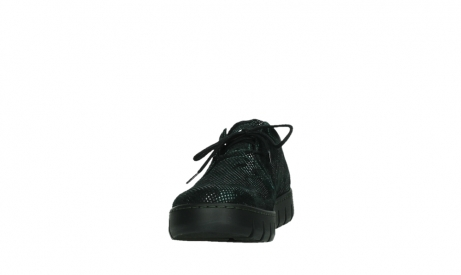 wolky chaussures a lacets 02325 vic 47715 daim vert_8