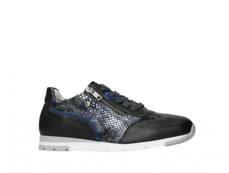 wolky chaussures a lacets 02526 yell xw 29000 cuir noir_2