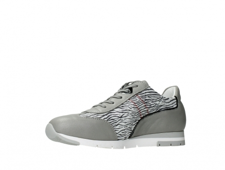 wolky chaussures a lacets 02526 yell xw 88130 cuir gris argente_11