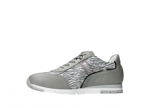 wolky chaussures a lacets 02526 yell xw 88130 cuir gris argente_12