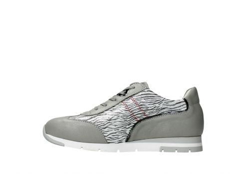 wolky chaussures a lacets 02526 yell xw 88130 cuir gris argente_13