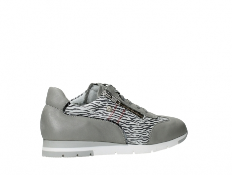 wolky chaussures a lacets 02526 yell xw 88130 cuir gris argente_23