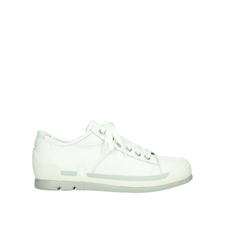 wolky chaussures a lacets 02778 stowe 30100 cuir blanc