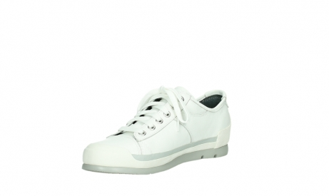 wolky chaussures a lacets 02778 stowe 30100 cuir blanc_10