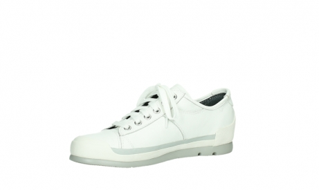 wolky chaussures a lacets 02778 stowe 30100 cuir blanc_11