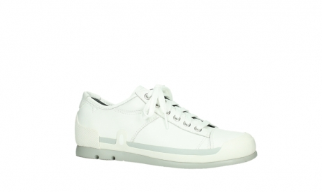wolky chaussures a lacets 02778 stowe 30100 cuir blanc_2