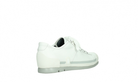 wolky chaussures a lacets 02778 stowe 30100 cuir blanc_22