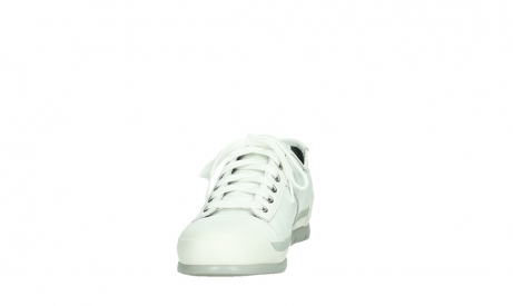 wolky chaussures a lacets 02778 stowe 30100 cuir blanc_8
