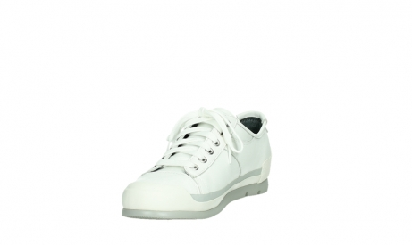 wolky chaussures a lacets 02778 stowe 30100 cuir blanc_9