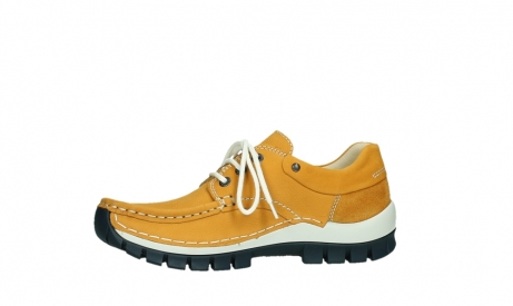 wolky chaussures a lacets 04701 fly 11558 nubuck orange blue_12
