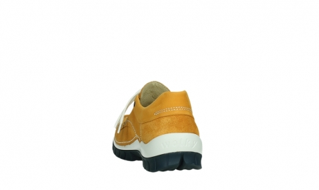 wolky chaussures a lacets 04701 fly 11558 nubuck orange blue_18