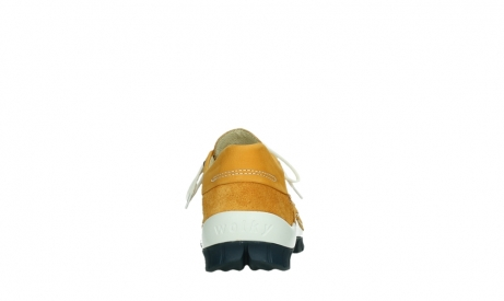 wolky chaussures a lacets 04701 fly 11558 nubuck orange blue_19