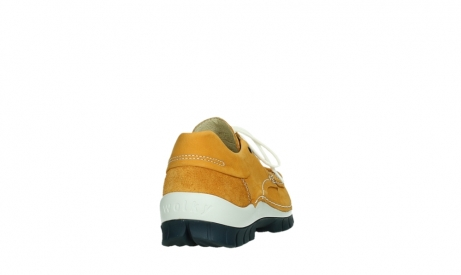 wolky chaussures a lacets 04701 fly 11558 nubuck orange blue_20