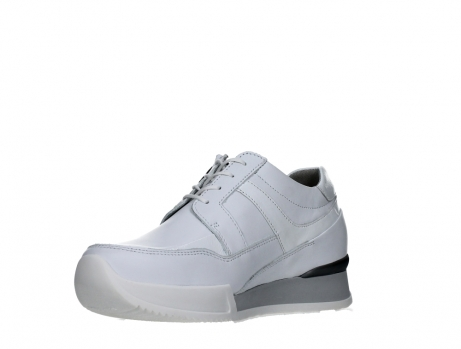 wolky chaussures a lacets 05882 field 20100 cuir blanc_10