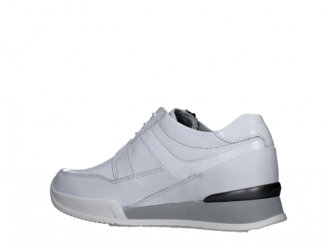wolky chaussures a lacets 05882 field 20100 cuir blanc_15