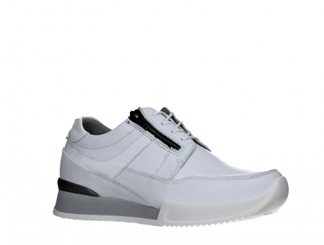 wolky chaussures a lacets 05882 field 20100 cuir blanc_3