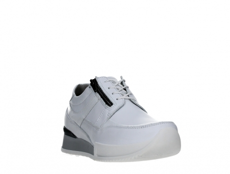 wolky chaussures a lacets 05882 field 20100 cuir blanc_5