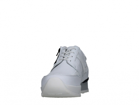 wolky chaussures a lacets 05882 field 20100 cuir blanc_8