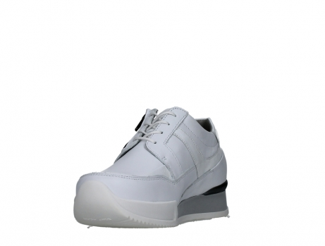 wolky chaussures a lacets 05882 field 20100 cuir blanc_9