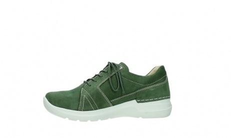 wolky chaussures a lacets 06609 feltwell 11720 nubuck vert_12