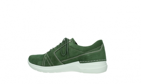 wolky chaussures a lacets 06609 feltwell 11720 nubuck vert_14