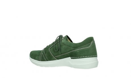 wolky chaussures a lacets 06609 feltwell 11720 nubuck vert_15
