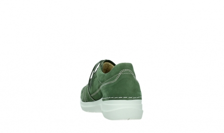 wolky chaussures a lacets 06609 feltwell 11720 nubuck vert_18