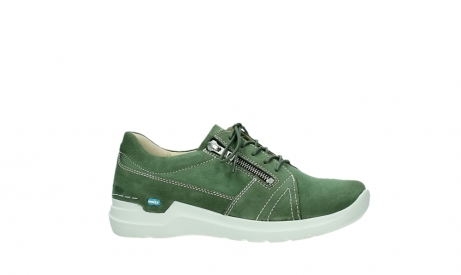 wolky chaussures a lacets 06609 feltwell 11720 nubuck vert_2