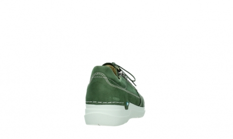 wolky chaussures a lacets 06609 feltwell 11720 nubuck vert_20