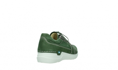 wolky chaussures a lacets 06609 feltwell 11720 nubuck vert_21