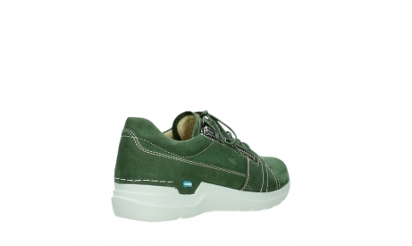 wolky chaussures a lacets 06609 feltwell 11720 nubuck vert_22